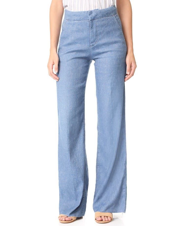 trouser jeans denim trends NY