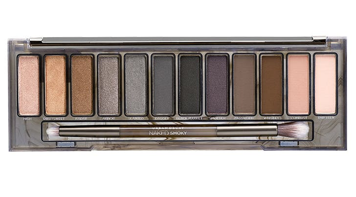 Stop Everything: Urban Decay's Naked Smoky Palette Is 50 Percent Off