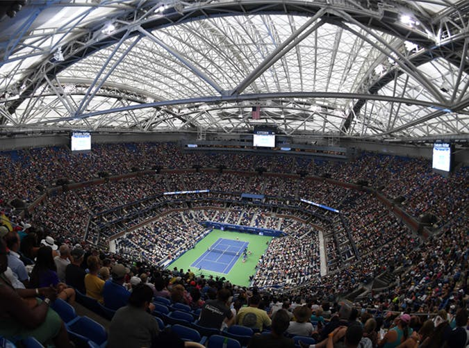 Let's Reminisce: The US Open's Most Memorable On-Court Looks