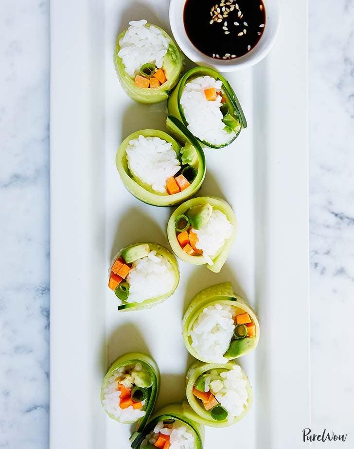 veggie sushi 921