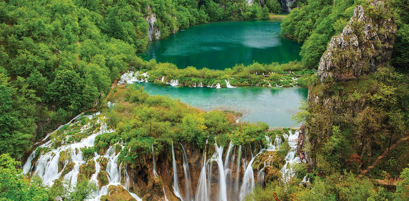 waterfalls croatia