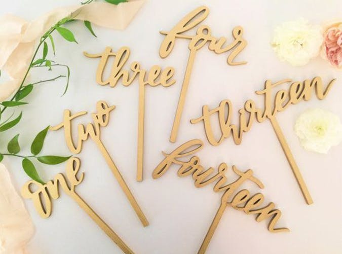 wedding decorations from etsy 9