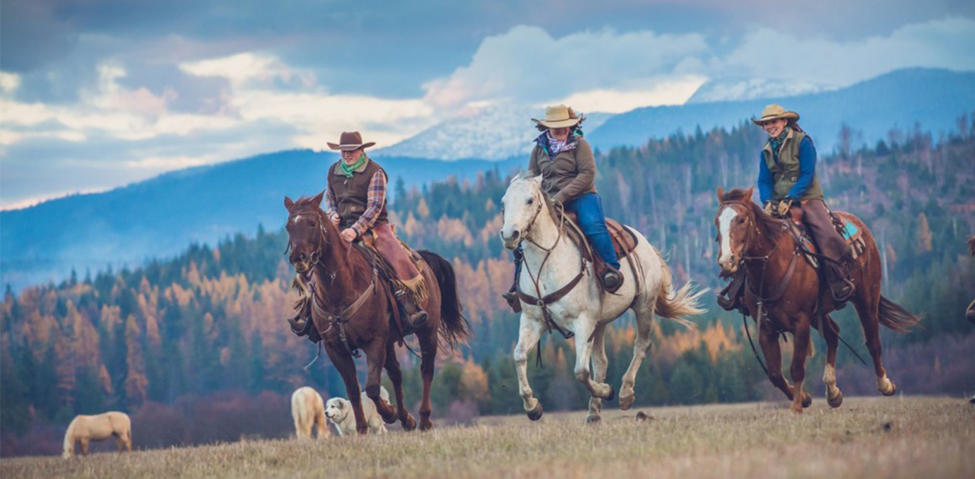5 Dude Ranch Vacations For Families Purewow