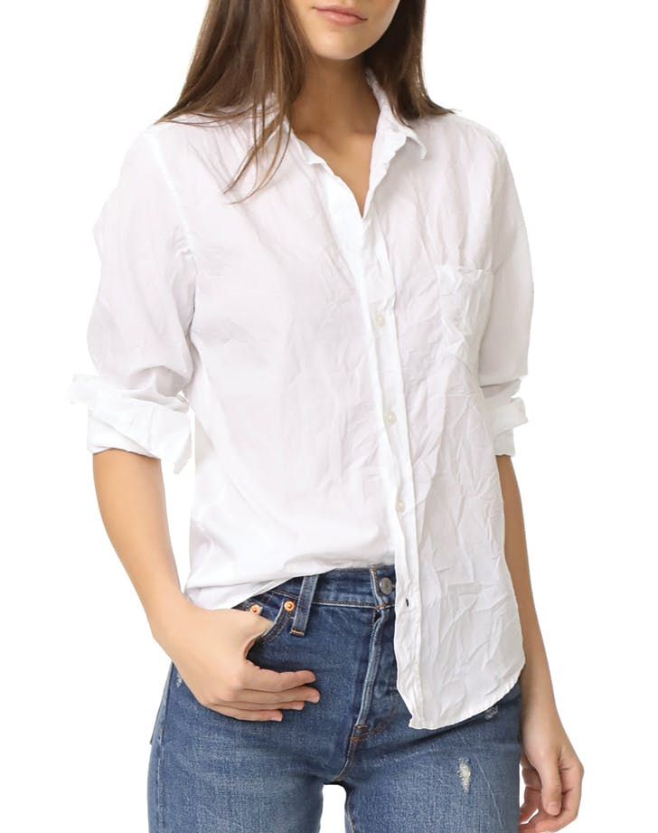 white shirt frank eileen