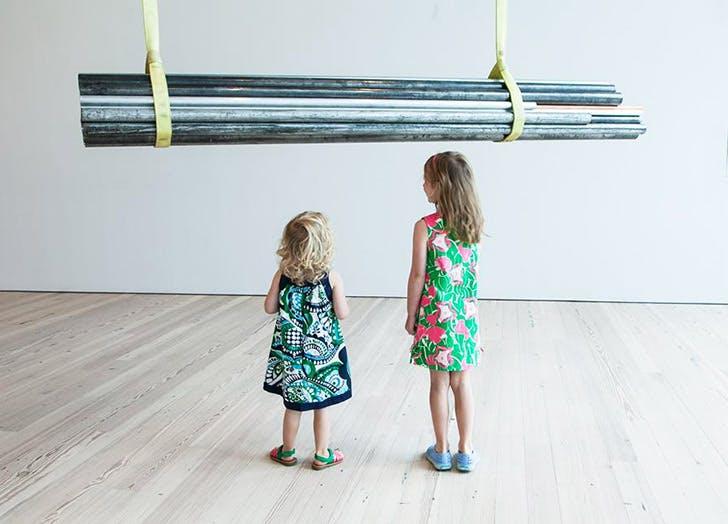 whitney museum kids NY