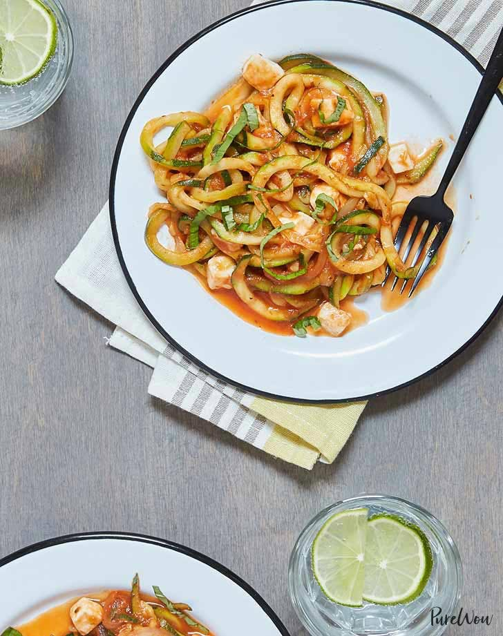 zoodle pasta 92121