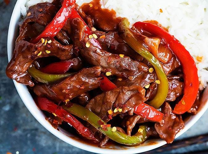 20 minute beijing beef stir fry 501
