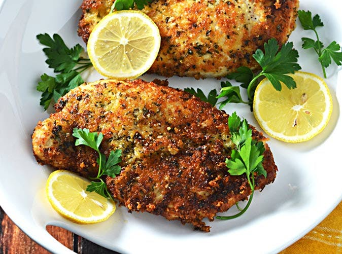 5 ingredient lemon chicken 501