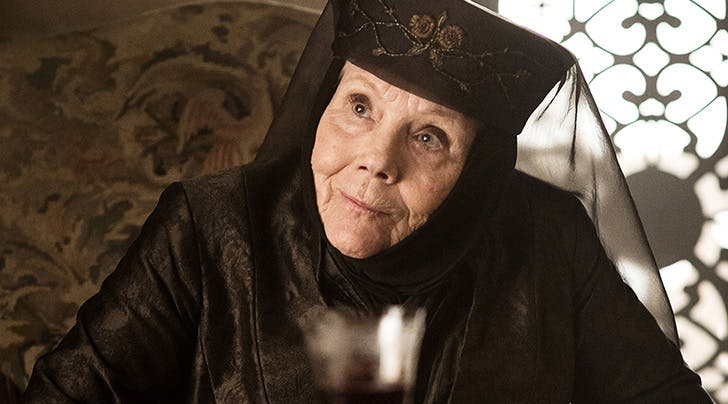 This Detail About Lady Olenna's Death Scene Proves Shes the True 'Game of Thrones' Queen