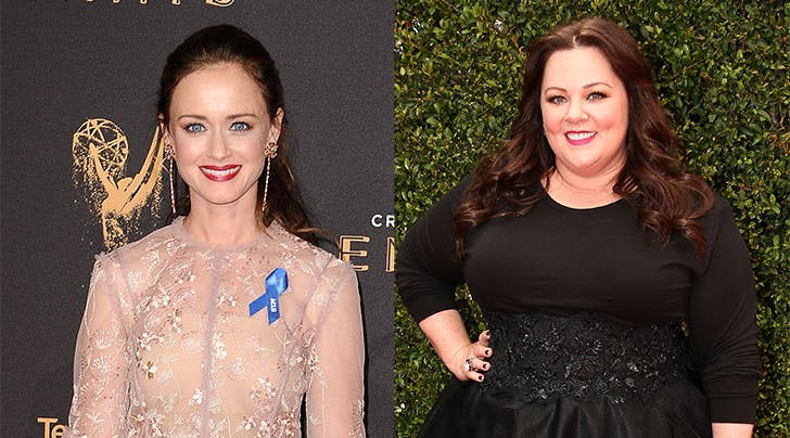 Stars Hollow Represent! Alexis Bledel and Melissa McCarthy Owned the Creative Arts Emmys