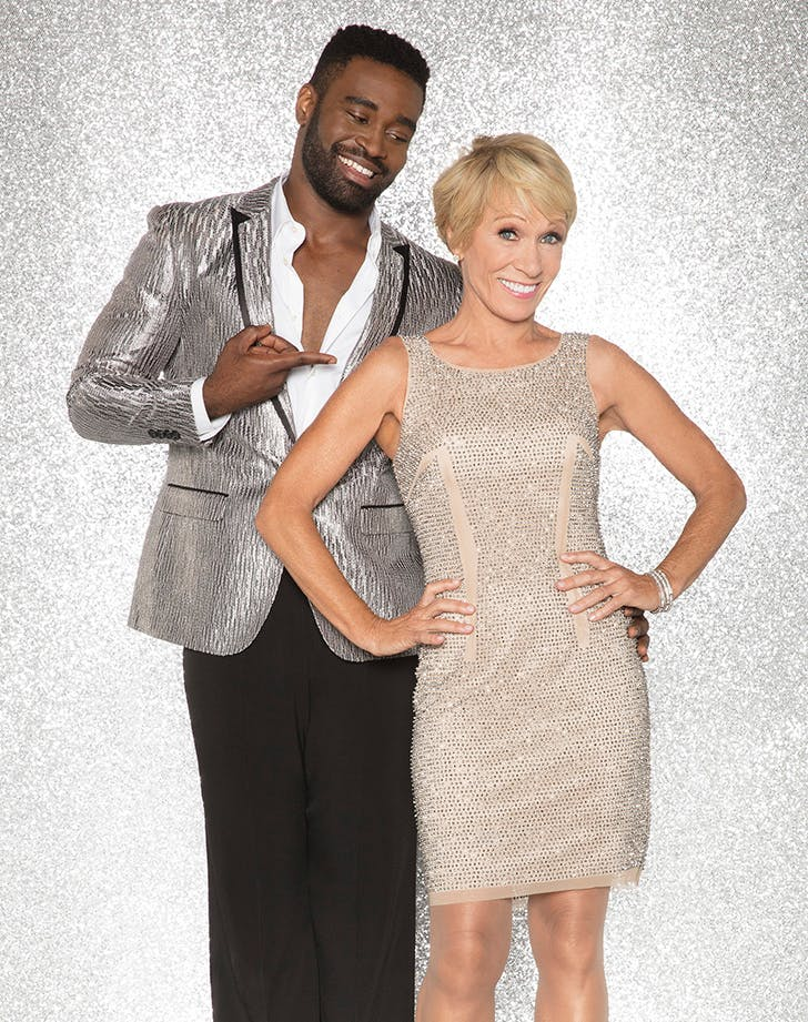 Barbara Corcoran Dancing with the Stars season 25
