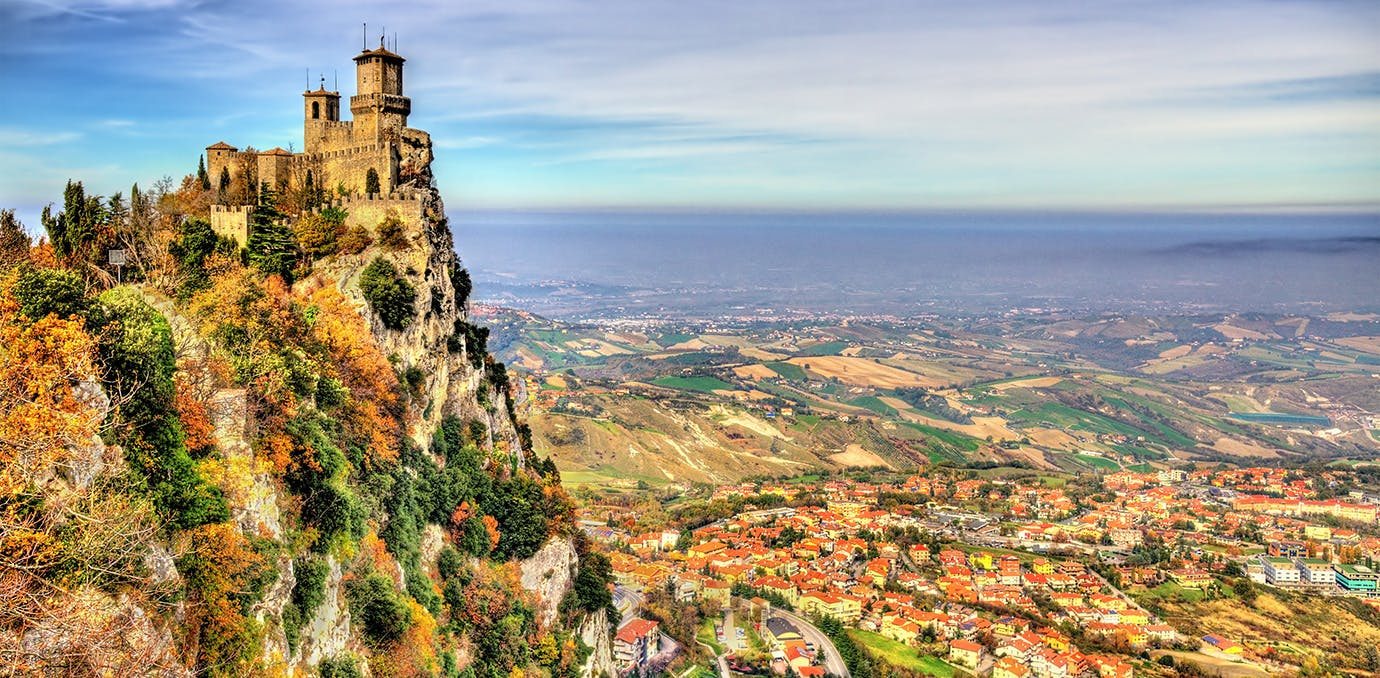 Beautiful San Marino landscape1