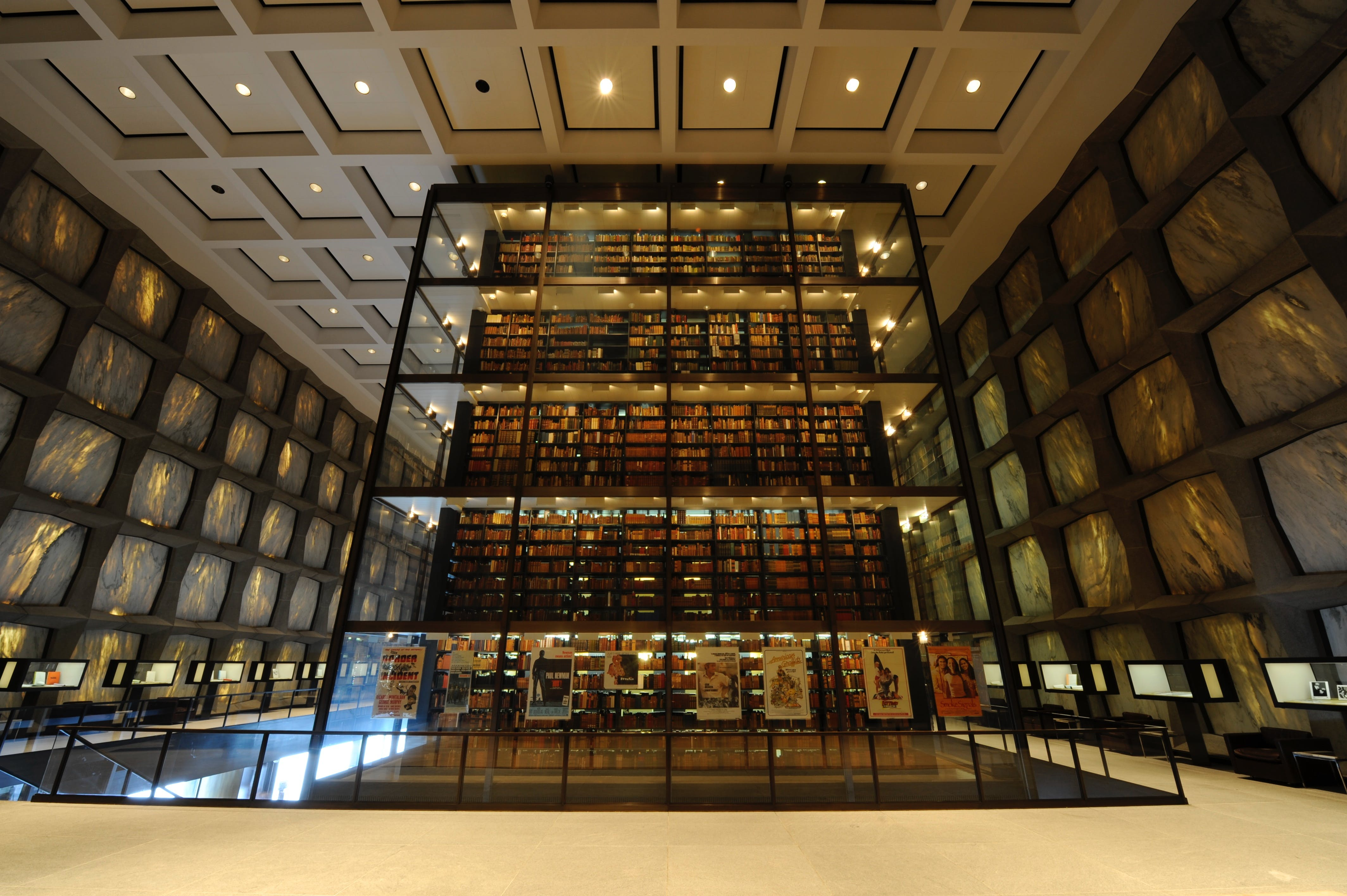 Beinecke Rare Book and Manuscript Library at Yale University
