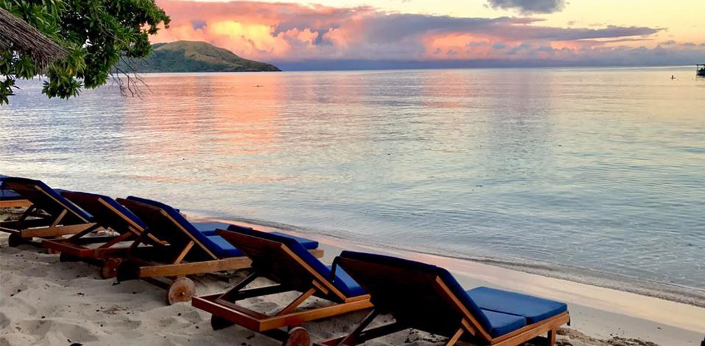Blue Lagoon Beach Resort  Yasawa Islands  Fiji