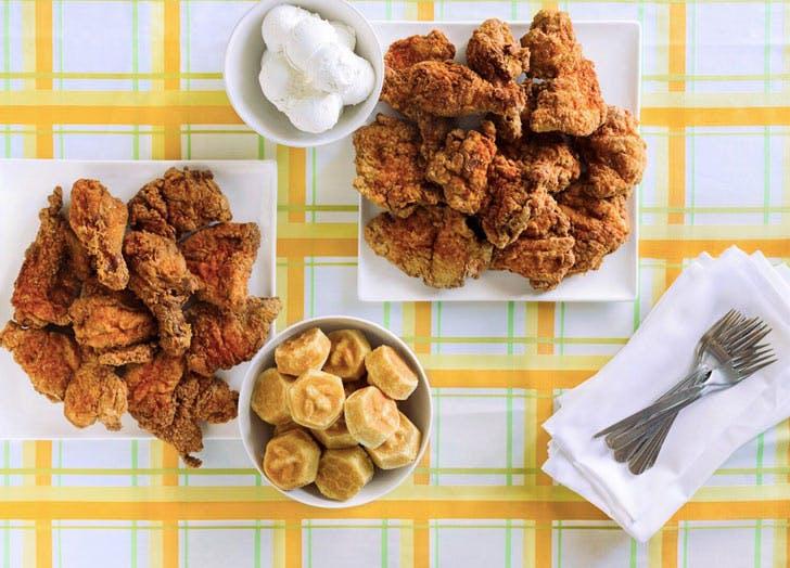 CHI fried chicken LIST5