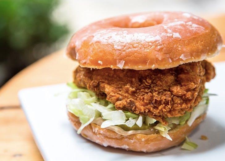 CHI fried chicken LIST9