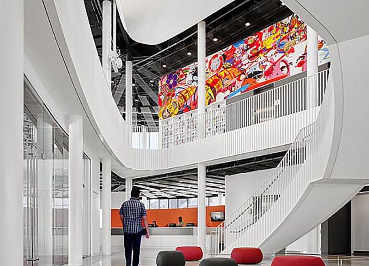 Chicago Public Library interior