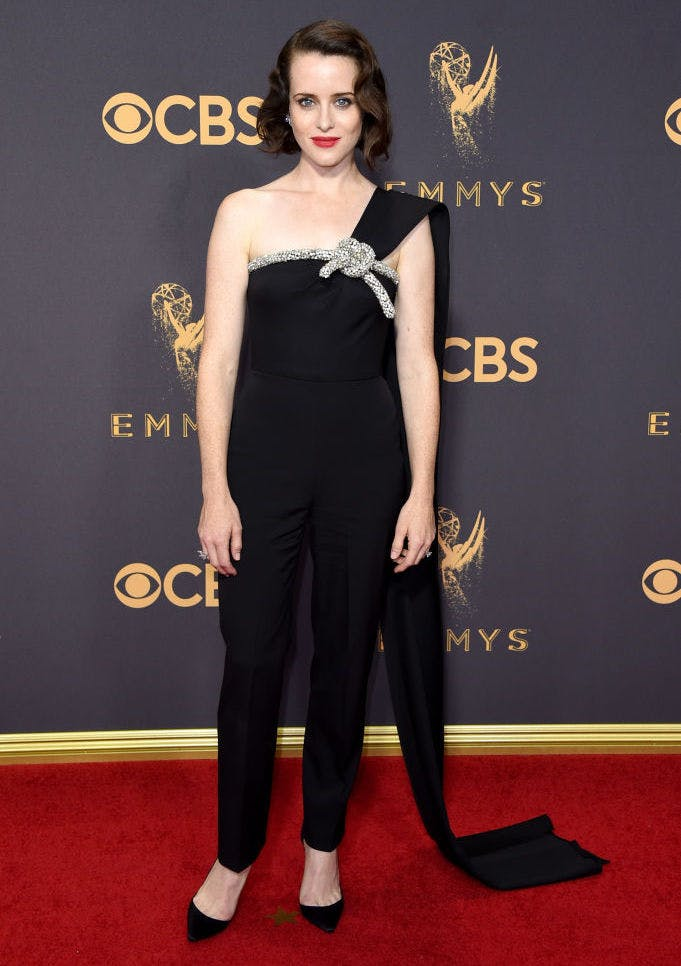 Claire Foy  John Shearer Getty Images