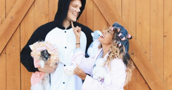 sc 1 st  PureWow : cute girl couple halloween costumes  - Germanpascual.Com