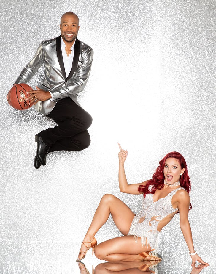 Derek Fisher Dancing with the Stars season 25