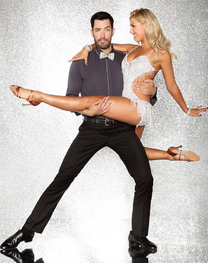 Drew Scott Dancing with the Stars season 25