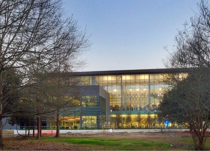 East Baton Rouge Library in Louisiana
