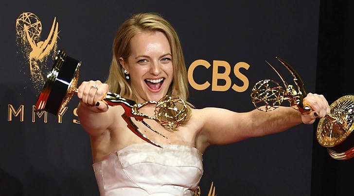 Elisabeth Moss 'Blacked Out During Her Emmys Win & Still Delivered a Flawless Speech