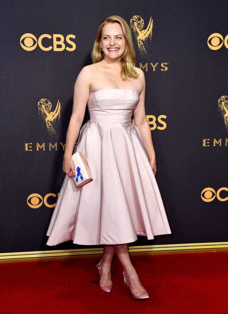Elizabeth Moss  Frazer Harrison Getty Images