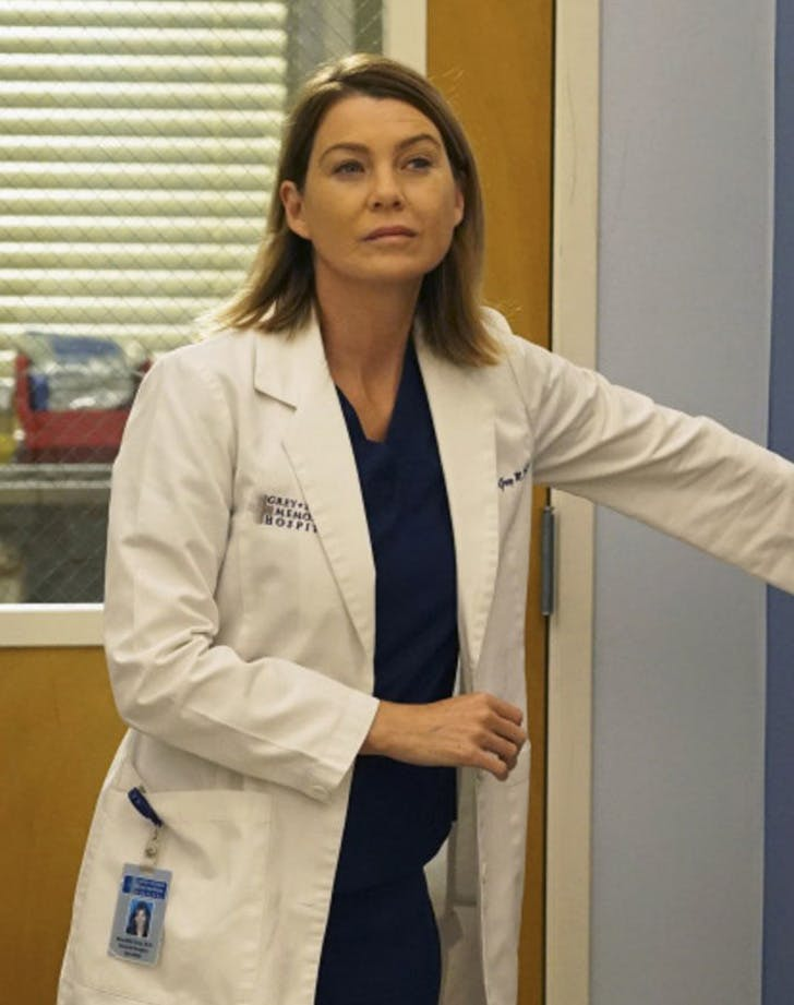 Ellen Pompeo Celebs Who Hid Pregnancies