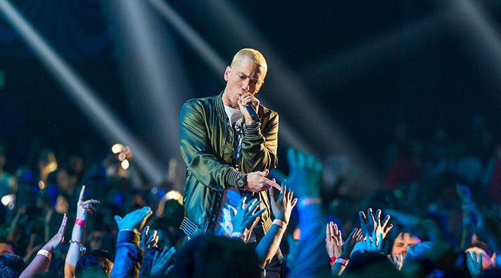 Aspiring Investors, Take Note: You Can Now Buy Stock in Old Eminem Songs
