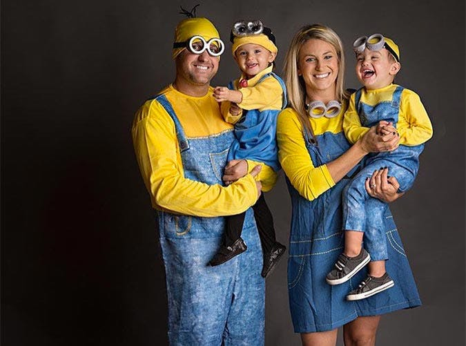 30 Halloween Costumes Your Whole Family Can Get in On