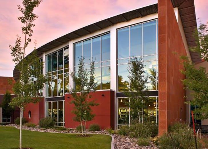Farmington Public Library in New Mexico