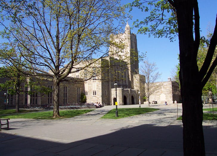 Firestone Library at Princeton in New Jersey1
