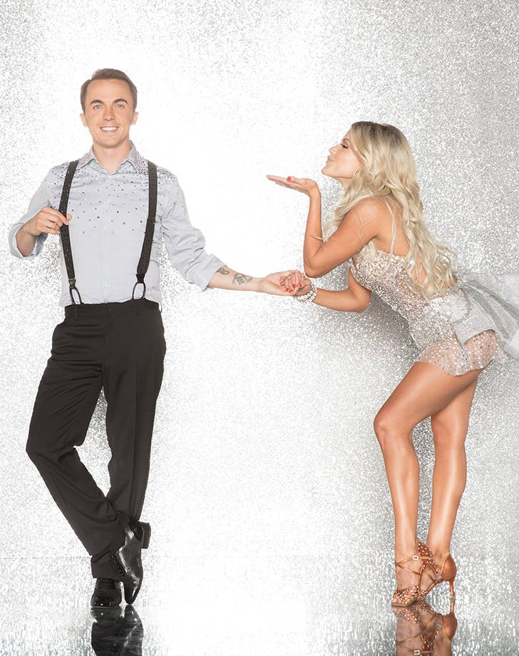 Frankie Muniz Dancing with the Stars season 25