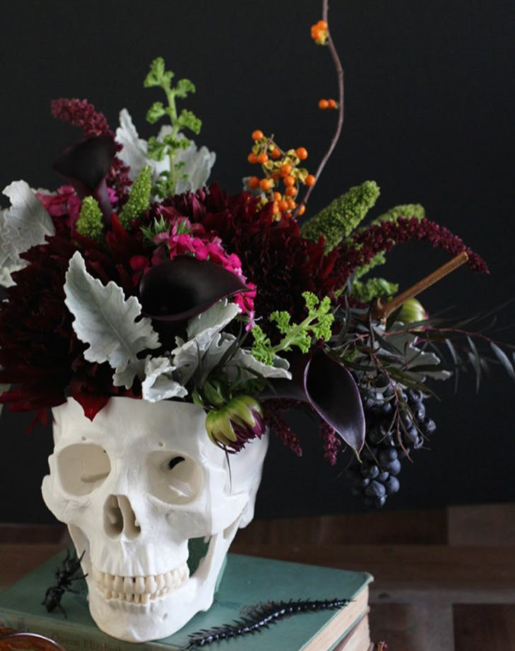 Halloweendecorideas blooms