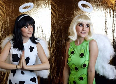 Holy Cow Holy Guac halloween costume 400