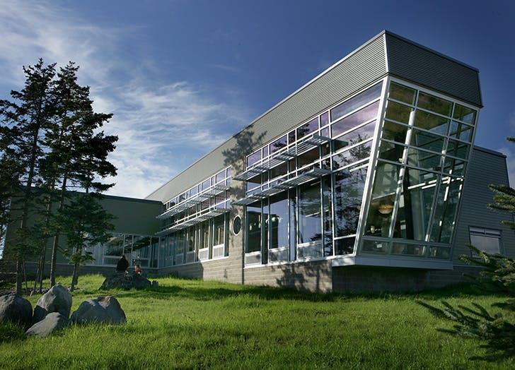 Homer Public Library in Alaska