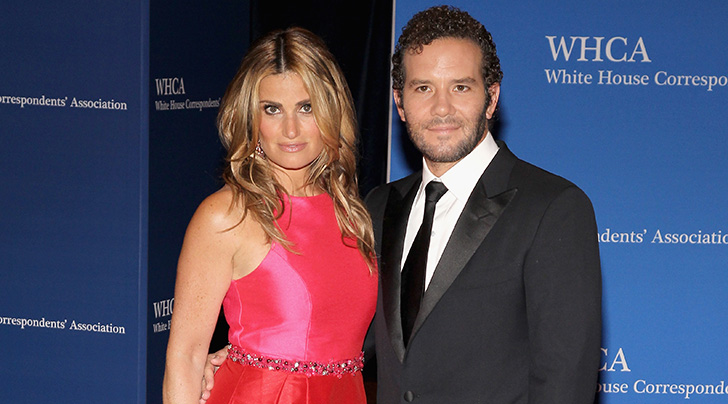 Idina Menzel marries one-time 'Rent' co-star Aaron Lohr