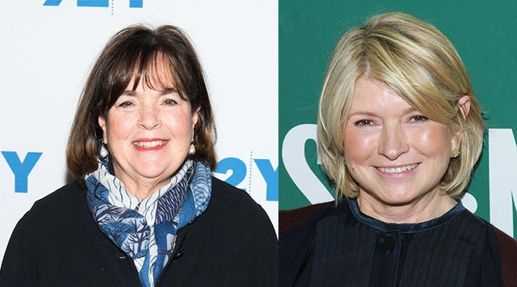 Ina Garten Serves Up a Healthy Scoop of Backstory on 'Rivalry' with Martha Stewart
