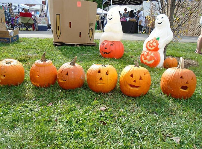 Indiana  Historic Irvington Halloween Festival