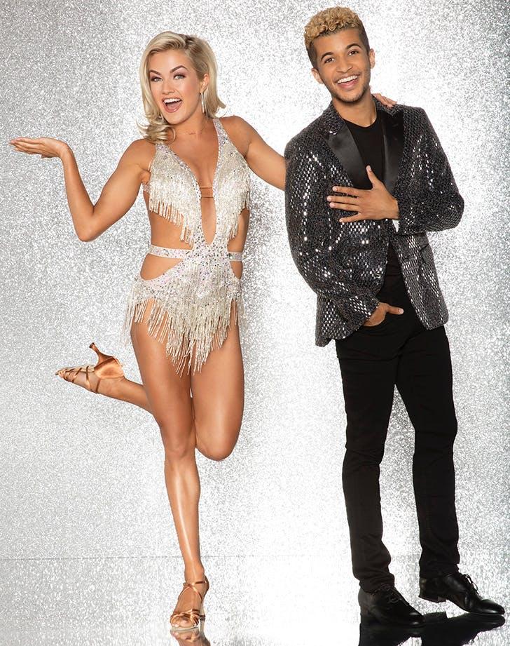 Jordan Fisher Dancing with the Stars season 25