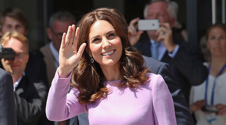 Save the Date for Kate Middletons Baby Bump Debut