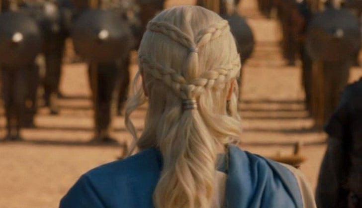 Khaleesi Hair secret 1