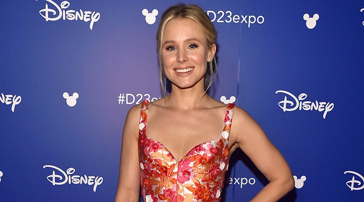 Kristen Bell Confirms Girls Rule and Boys Drool (Duh)