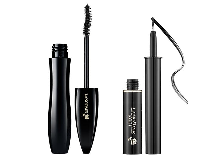 Lancome Hypnose Mascara tube and Artliner eye liner