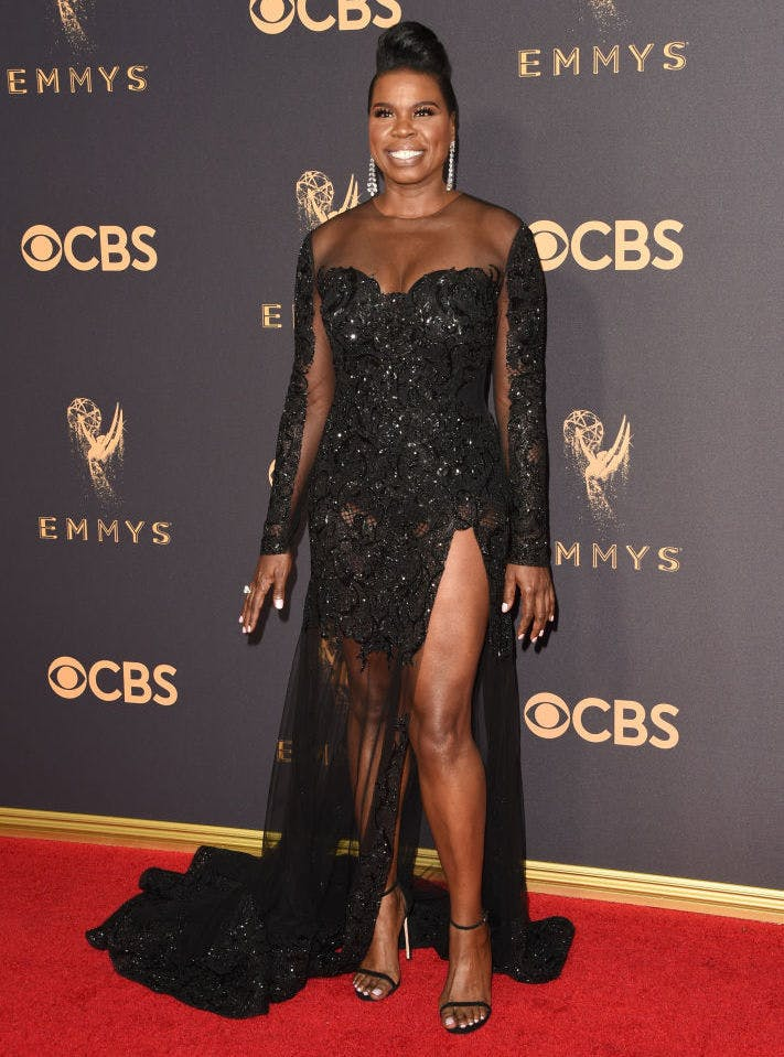 Leslie Jones  J. Merritt Getty Images