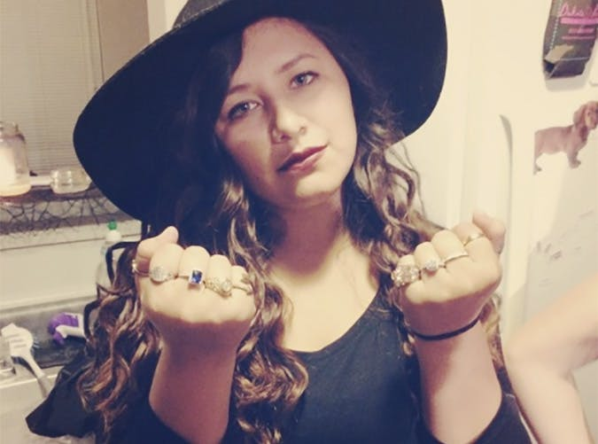 Lorde of the Rings funny costume idea