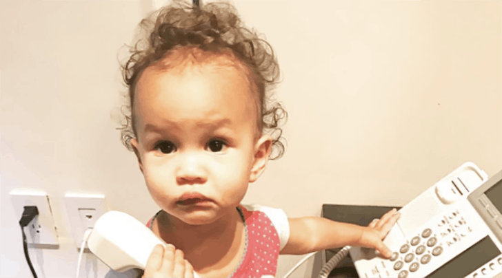 John Legend Hopes Baby Luna Inherits Chrissy Teigen's Sense of Humor (for Obvious Reasons)