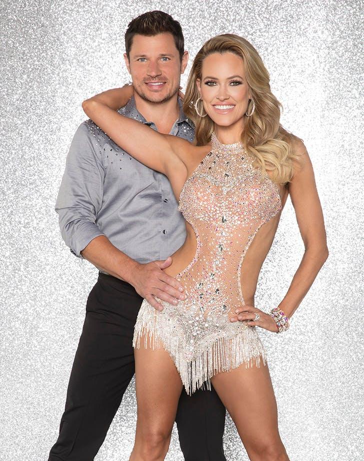 Nick Lachey Dancing with the Stars season 25