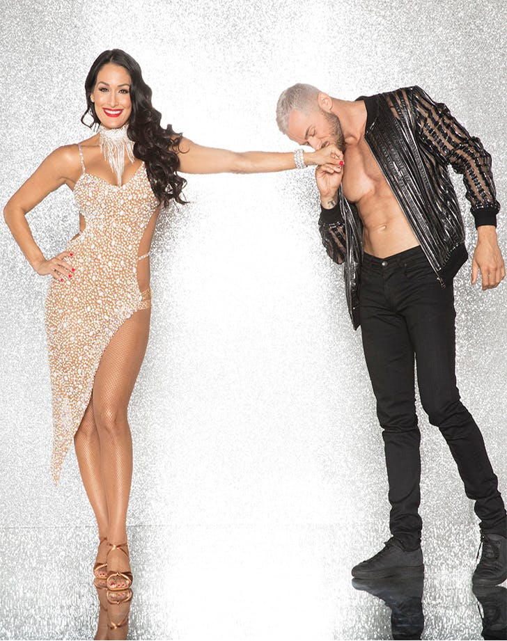 Nikki Bella Dancing with the Stars season 25